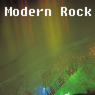 Modern Rock for Radio/TV/Multimedia