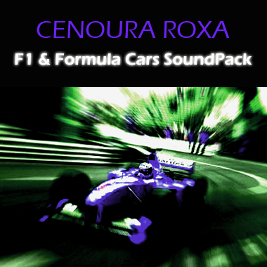 F1 & Formula Cars Soundpack