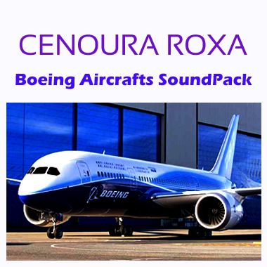 Boeing Aircrafts Soundpack