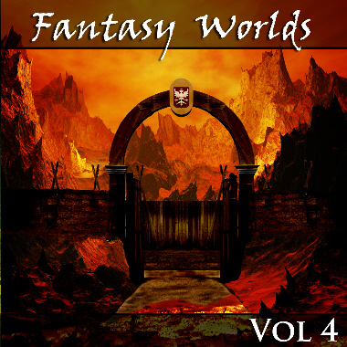 Fantasy Worlds Vol 4