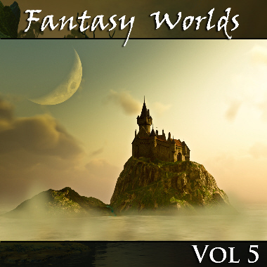 Fantasy Worlds Vol 5
