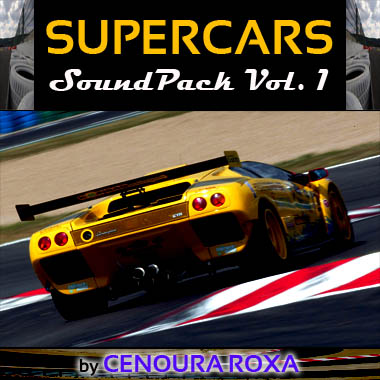 Supercars Soundpack Vol. 1