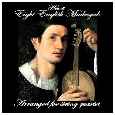 8 English Madrigals