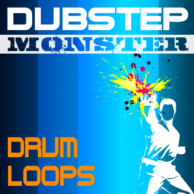 Dubstep Monster - Drum Loops