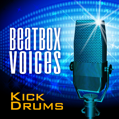 Beatbox Voices - Kick Drums