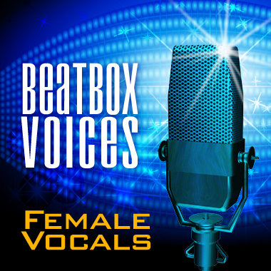 Beatbox Voices - Female Vocals