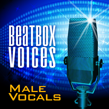Beatbox Voices - Male Vocals