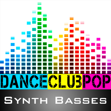 Dance Club Pop - Synth Basses