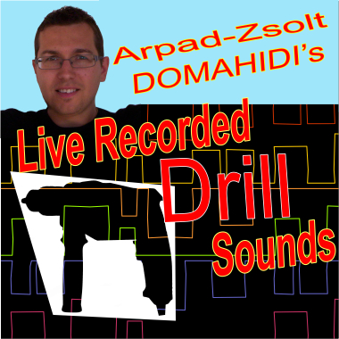 Live Recorded Drill Sounds