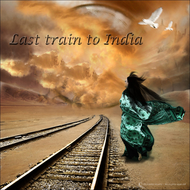 Last Train to India - 9 Various Drum Loops