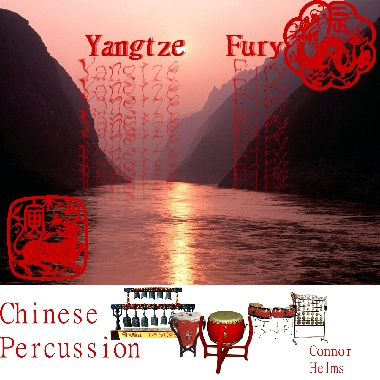 Yangtze Fury - Chinese Percussion Pack