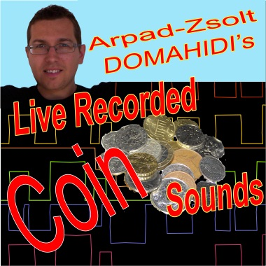Live Recorded Coin Sounds