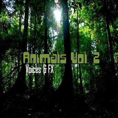 Animals Vol. 2