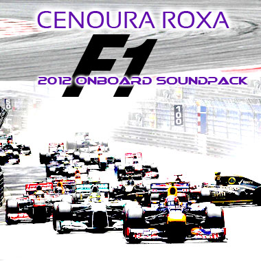 F1 2012 Onboard Soundpack