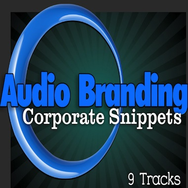 Audio Branding Corporate Snippets (9 Tracks)