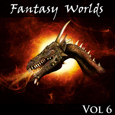 Fantasy Worlds, Vol. 6