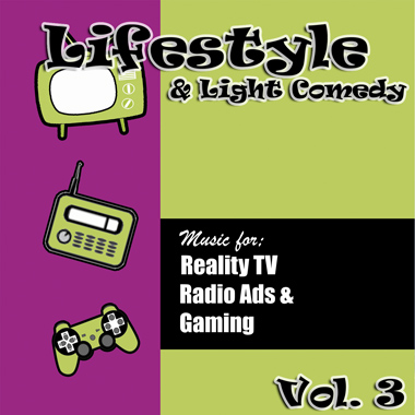 Lifestyle & Light Comedy, Vol. 3
