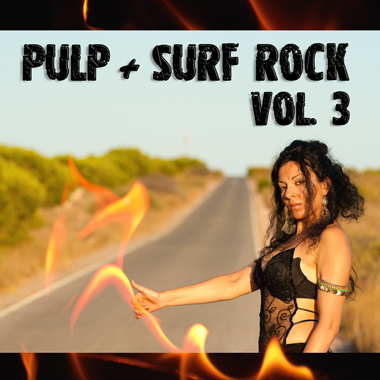 Pulp & Surf Rock, Vol. 3