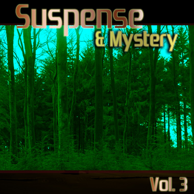 Suspense & Mystery, Vol. 3