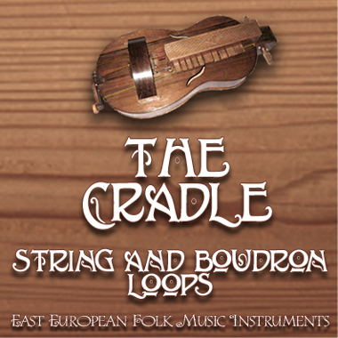East European Folk Bourdon & String Instruments Loops