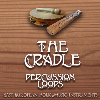 East European Folk Percussion Loops