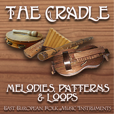 East European Folk Music Instruments - Melodies Patterns & Loops