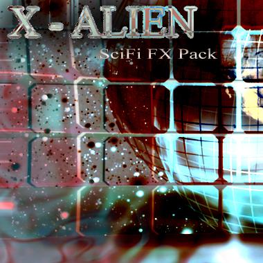 X-Alien Scifi FX