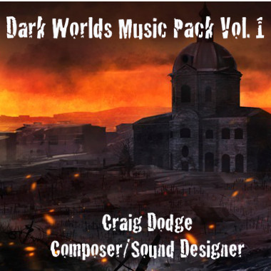Dark Worlds Video Game Music & Loop Pack Vol.1