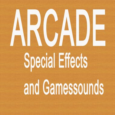 Arcade- Special FX / Games Sound Collection