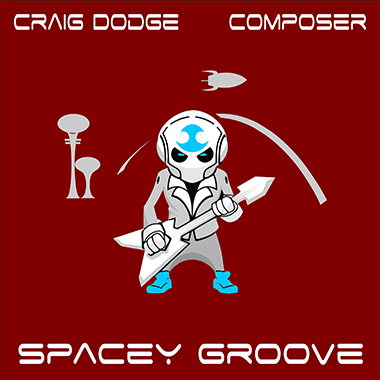 Spacey Groove Music Loop Pack